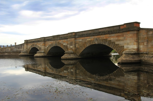 Bridge in Ross built by convicts