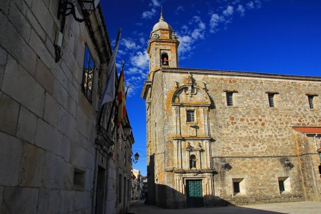San Pedro Iglesia in Melide