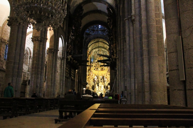 Inside the incredible Cathedral
