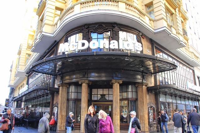 Classy McDonalds