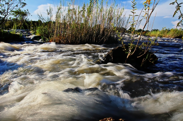 Popa water fall