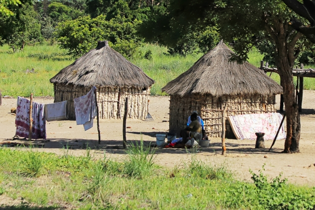 Village in Botswana