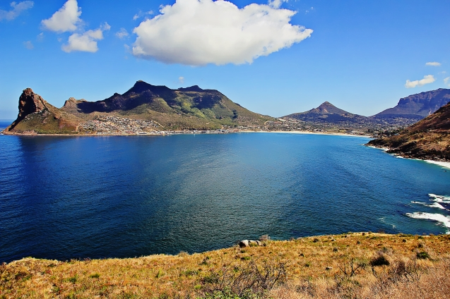 View from Chapman's Peak Roda
