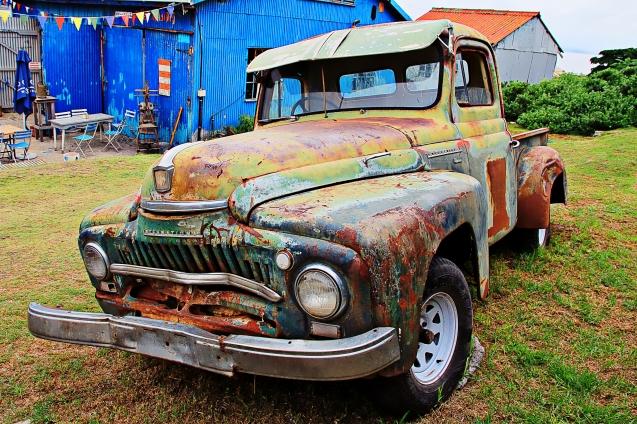 Rust is pretty