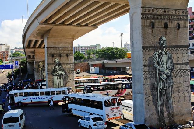 Bridge paintings