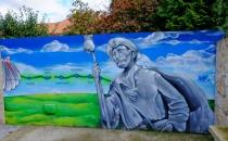 Random mural
