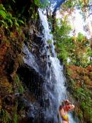 Pacific journeys Diamonte Waterfall journey