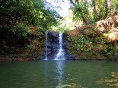 Pacific journeys Diamonte Waterfall journey