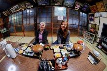 Amazing Japanese dinner!