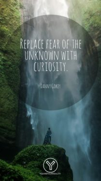 fear curiousity