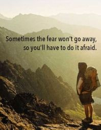 fear do it anyway
